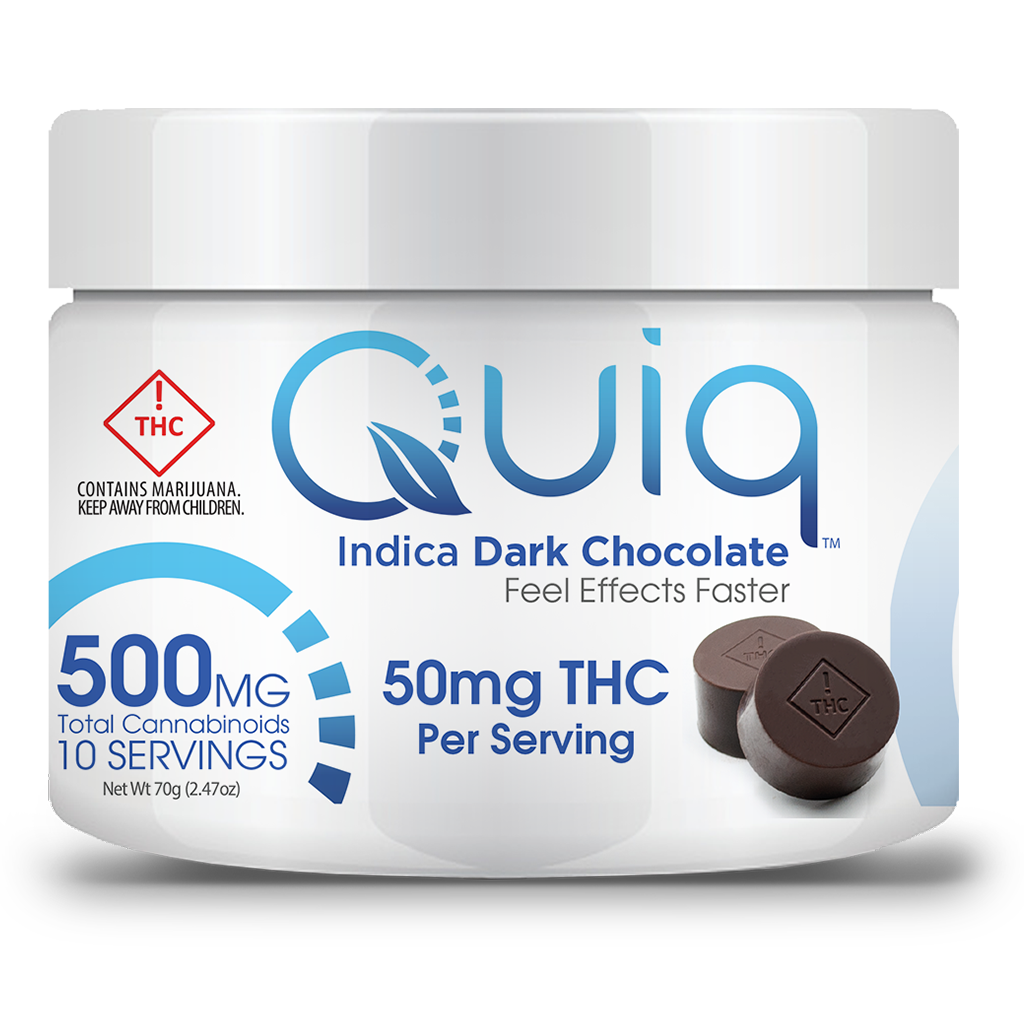 QUIQMED - Chocolate - Indica Dark Chocolate 500T-RENDERING