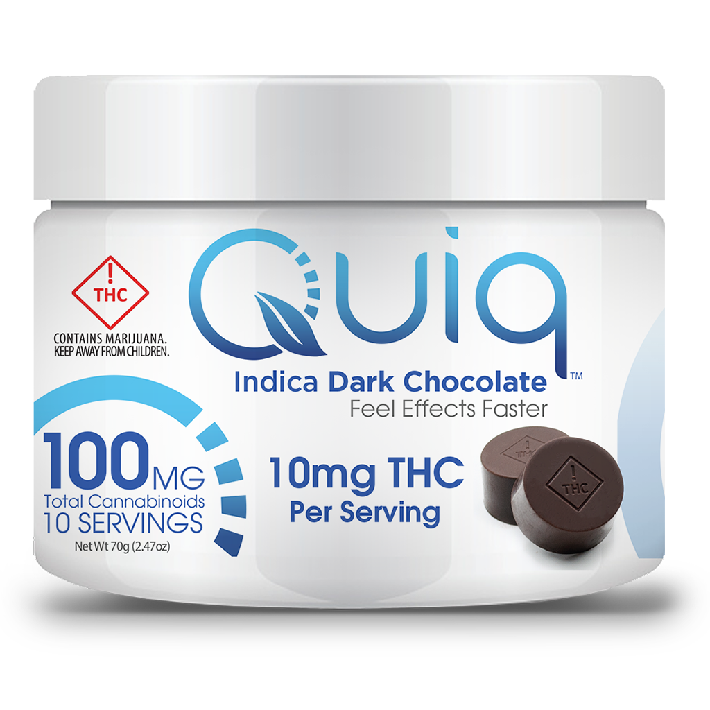 QUIQREC - Chocolate - Indica Dark Chocolate 100T-RENDERING