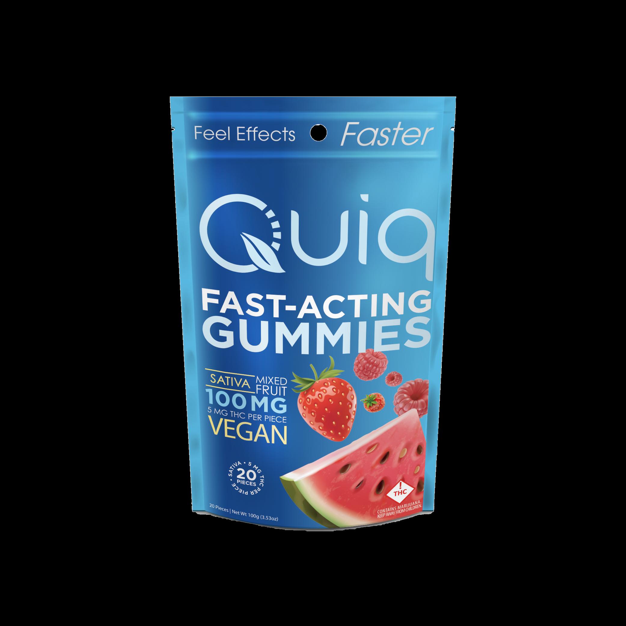 QuiqREC-Gummy Rendering-Sativa TRANSPARENT
